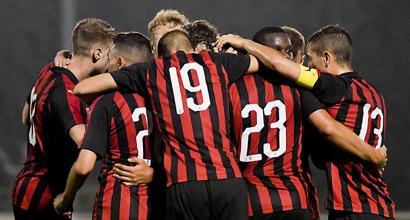 Primavera, goleada Roma: Milan travolto 7-1