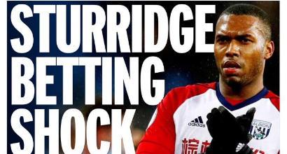 Liverpool, Sturridge nei guai: scommesse in famiglia sul suo passaggio all'Inter