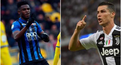 Coppa Italia, Atalanta-Juve è la sfida del gol: Ronaldo sfida Zapata