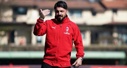 """Milan, Gattuso: """"Il caso Icardi ha rafforzato l'Inter"""""""