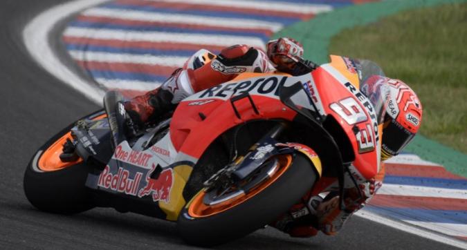 MotoGP, Marquez vince in Argentina