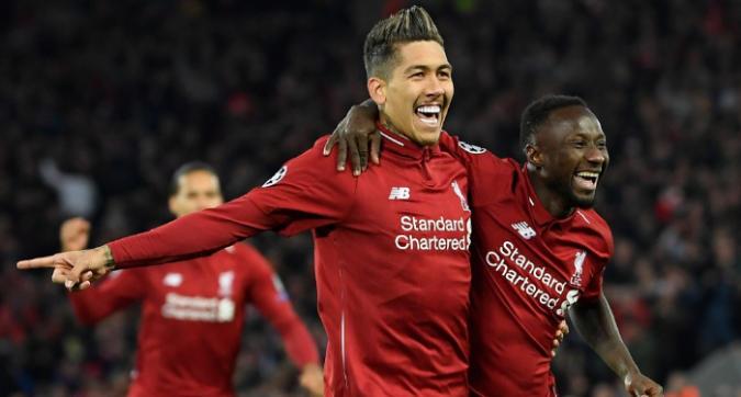 Champions League: Keita-Firmino, il Porto si arrende al Liverpool