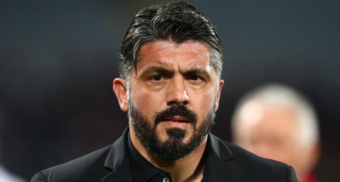 """Il messaggio di Gattuso ai tifosi: """"State tranquilli, il Milan è in buone mani"""""""
