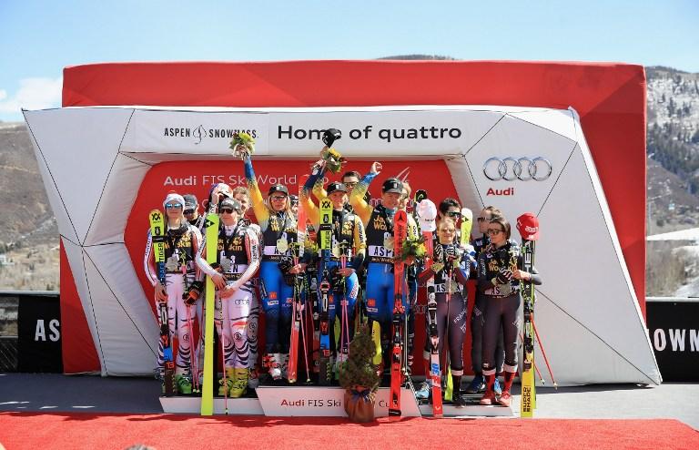 Sci: Team Event alla Svezia, Italia quarta