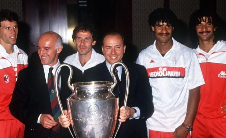 Milan, si chiude l'era Berlusconi: 29 trofei in 31 anni