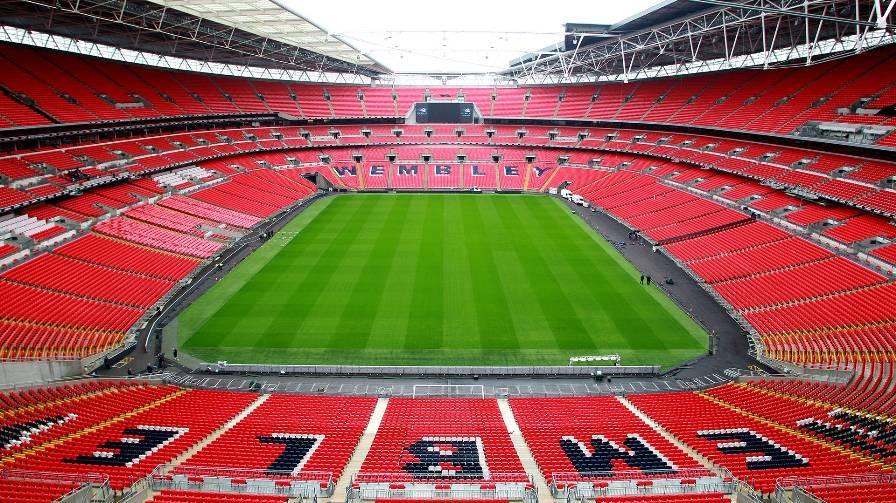 Il nuovo Wembley