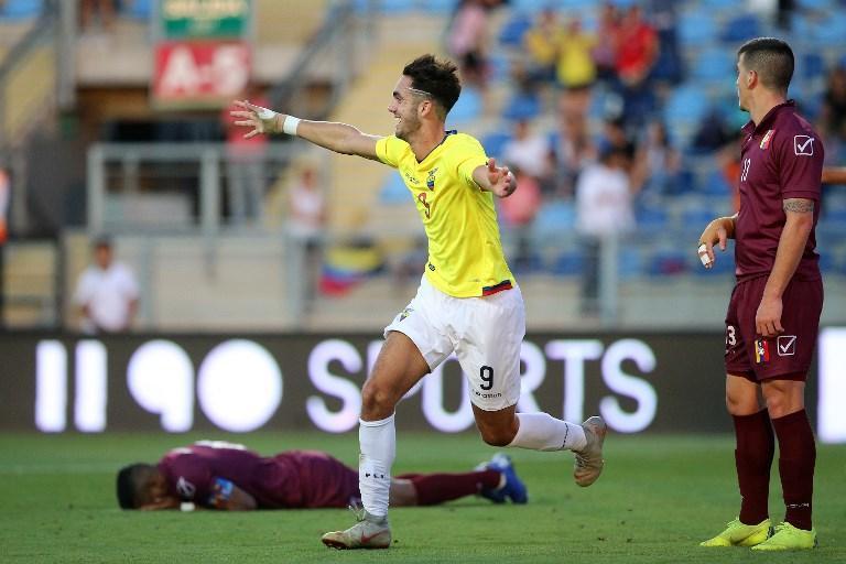 Sub 20, Ecuador campione