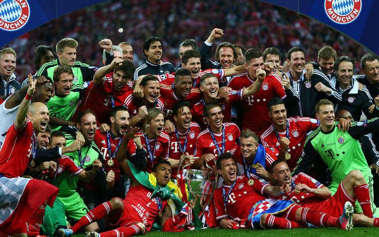 Bayern, 2013. Finale vinta 2-1 contro il Borussia Dortmund
