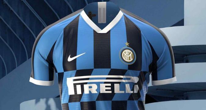 Inter, ufficiale la maglia 2019/20
