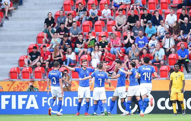 L'Under 20 di Nicolato vola alle semifinali del Mondiale: Mali battuto 4-2