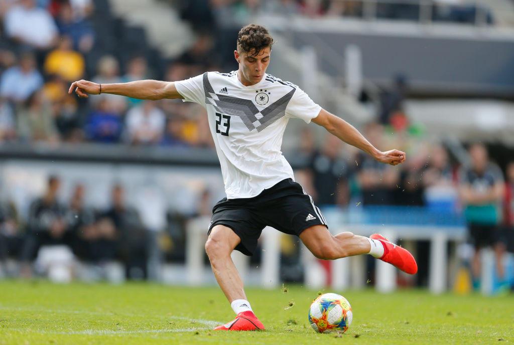 3) Kai Havertz (Bayer Leverkusen)