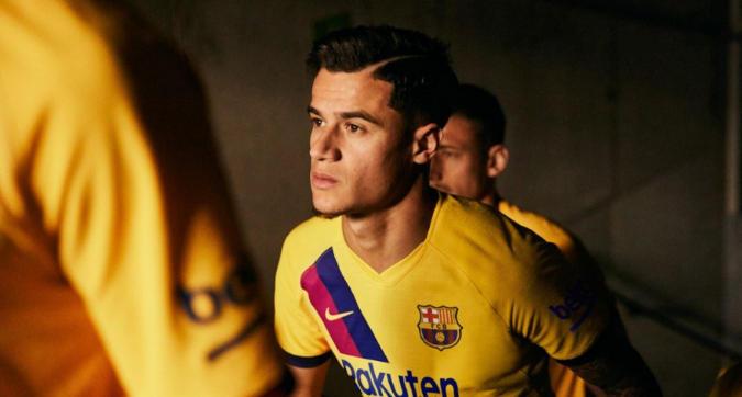 Barcellona, la maglia da trasferta è gialla: omaggio alla Masia
