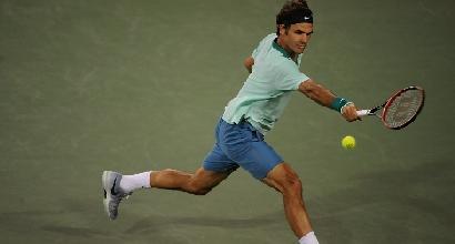 Tennis, Cincinnati: Federer in semifinale, Murray e Wawrinka out
