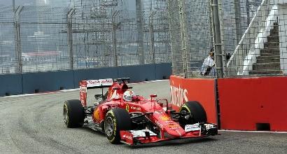 Vettel (Afp)