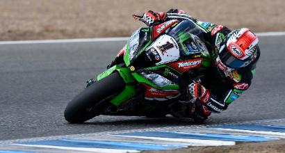 Sbk, Jerez: Sykes è ancora in Superpole