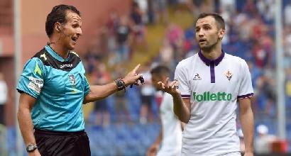 Serie A, Banti arbitra Fiorentina-Juventus