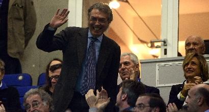 Inter, Moratti replica a Elkann: