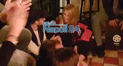 Mertens fa pace con la moglie: il Napoli spera