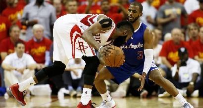 Nba, Chris Paul agli Houston Rockets