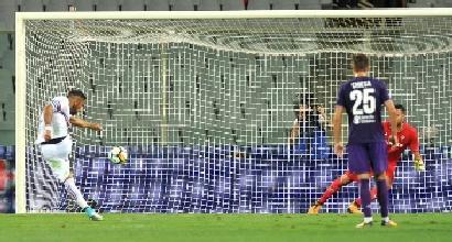 Serie A: la Samp vince a Firenze