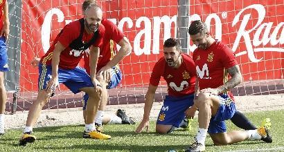 """Ramos: """"Italia grande nazionale"""""""