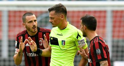 Bonucci e Romagnoli ironizzano sul presunto litigio: