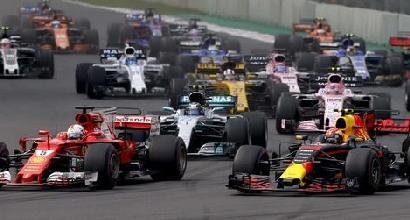 F1, dal 2021 auto più rumorose