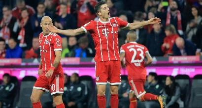 "Lewandowski al Bayern: ""Serve linfa nuova"""
