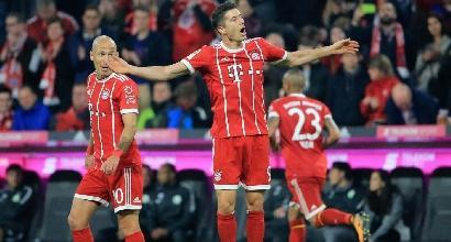 """Lewandowski al Bayern: """"Serve linfa nuova"""""""