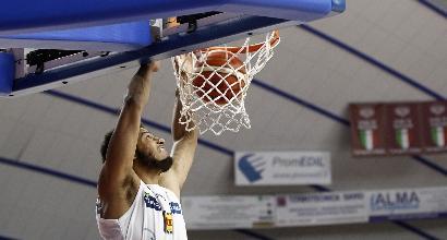 Basket, playoff Serie A: Trento si vendica su Venezia e vola in finale con Milano
