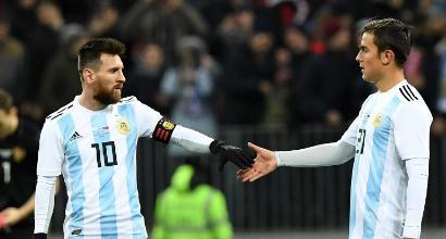 Argentina Messi, è vietato sbagliare. Inseguito dal solito fantasma di Diego