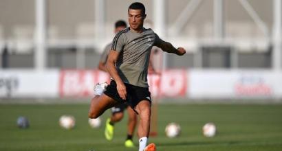 Juventus, Ronaldo dopo Villar Perosa: