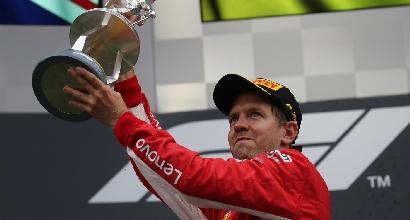 Le pagelle di Spa: Vettel, il 10 solo a Monza