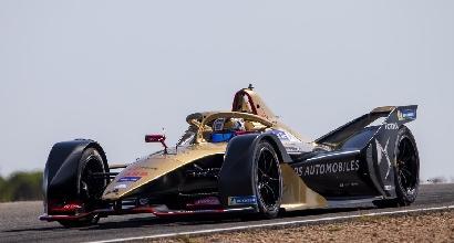 Formula E: ecco la nuova DS-Techeetah oro e nera di Vergne