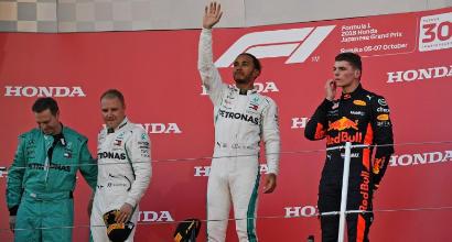 """F1, Hamilton: """"Non canto vittoria"""""""