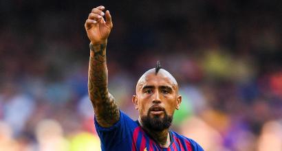 Barcellona, mistero Vidal: