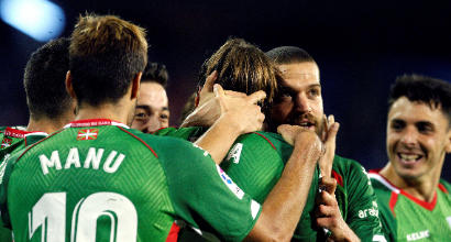 Liga: Pina stende il Celta, l'Alavés è in testa