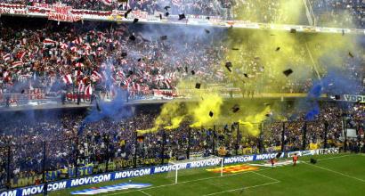 Verso Boca Juniors-River Plate, il racconto di tre derby visti dal vivo