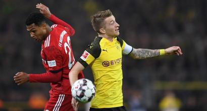 Bundesliga: il Dortmund vince e stacca il Bayern