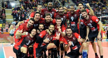 Volley, il Mondiale per club è un affare italiano: finale Civitanova-Trento
