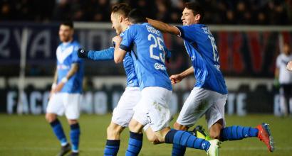 Serie B: Brescia indomabile, gioia Palermo grazie a Puscas. Lo Spezia vola con Galabinov