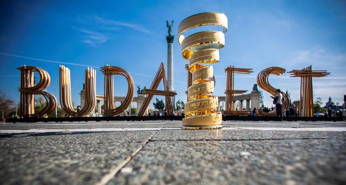 Il Giro d'Italia sbarca in Ungheria: nel 2020 si parte da Budapest
