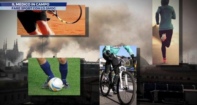 Il medico in campo: sport e smog, parla il dottor Mario Bussi