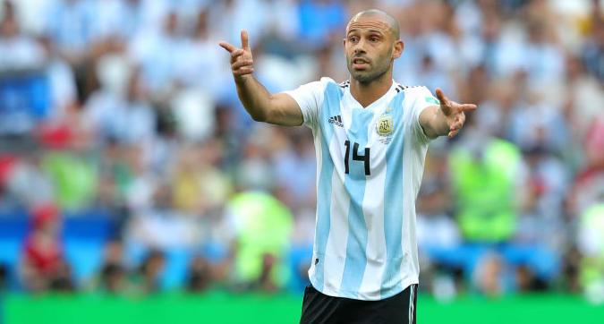 Argentina, Mascherano gela Icardi: