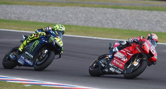 """MotoGP, Rossi: """"Pronti per Assen"""""""