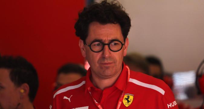 """F1, Binotto: """"Decisione sbagliata, voltiamo pagina"""""""