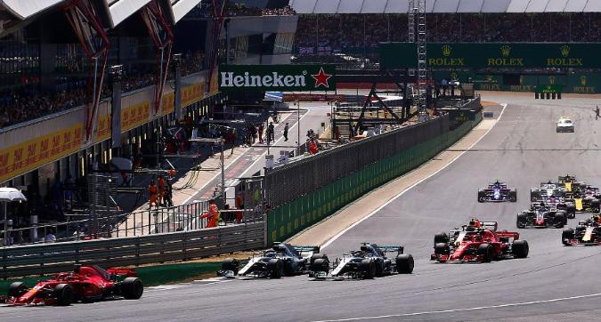 La F1 resta a Silverstone: accordo fino al 2024