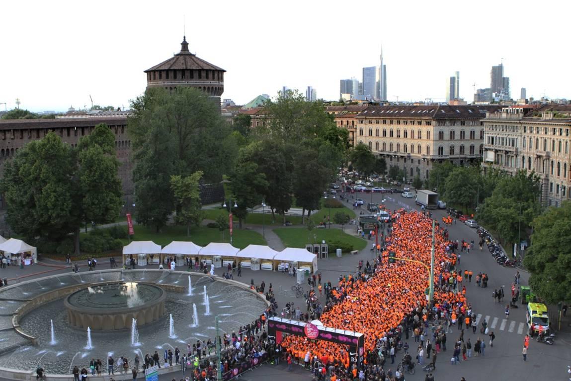 """Milano si tinge di rosa con la """"We Own The Night"""""""