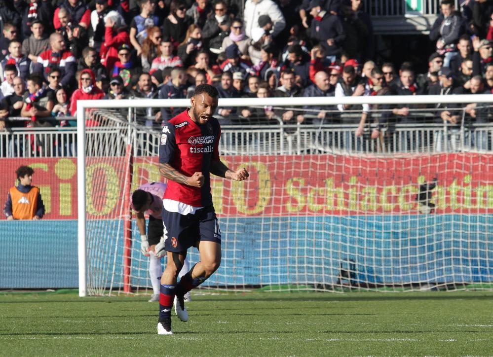 Sorriso per il neo tecnico rossoblù. Cesena battuto 2-1