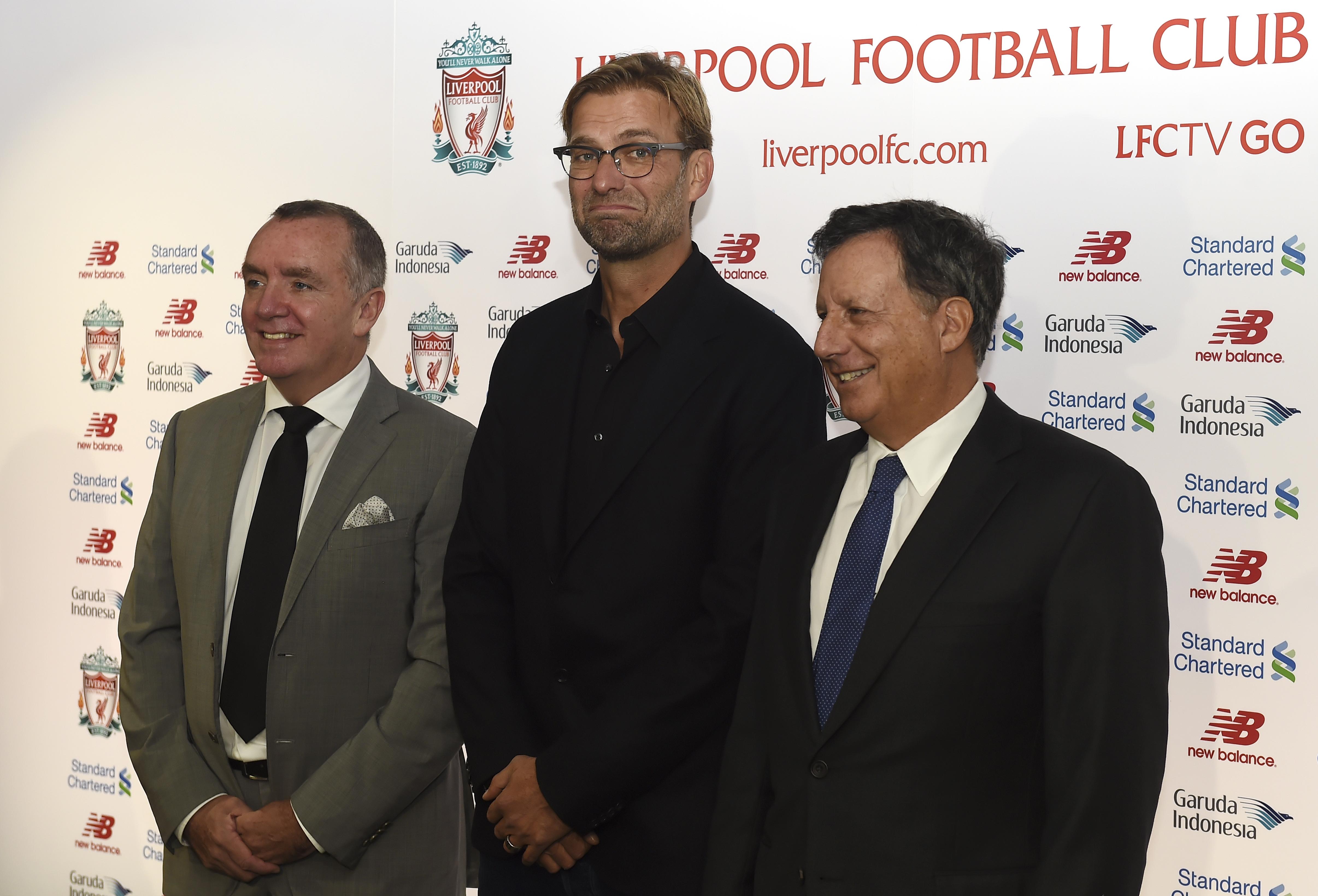 Presentato il neo-tecnico del Liverpool